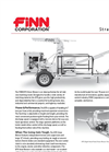 B-70 Straw Blowers - Shreds And Blows 6-7 Tons Of Straw Per Hour Specification Sheet