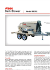 FINN - Model BB302 - Bark Blowers - 1.5 Cubic Yard Hopper Capacity - Datasheet