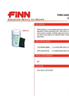 FINN GreenPlus Additive System Specification Sheet