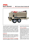 FINN - Model BB 5-Series - Bark & Mulch Blower with 5 Cubic Yard Hopper - Datasheet