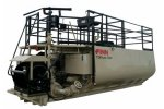 HydroSeeder - 3,000 Gallon Working Capacity Tank