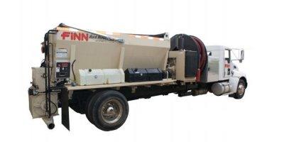 FINN - Model BB1208 - Bark & Mulch Blower - John Deere 115hp Diesel Engine