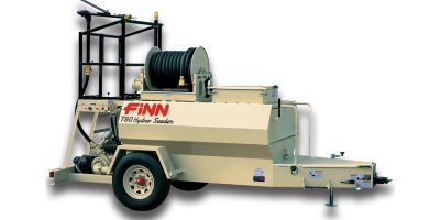 FINN HydroSeeder - Model T60 - 600 Gallon Working Capacity Tank