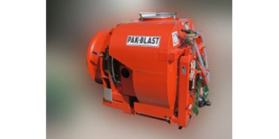 Model PBSPK100-24 - Rears 100 Gallon Pak-Blast with 24`` Fan