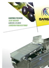 B/L 20 - B/L 40 Olive Washer Brochure