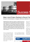 Major Lukoil Project Realized in Record Time - Case Study