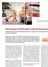 Third-largest LPG Retailer in Brazil Implements SAP - Case Study