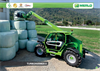 Turbofarmer - Model NEW TF 38.7-120 G - Telehandlers - Brochure