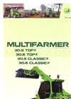 Multifarmer - Agricultural Telehandler Brochure