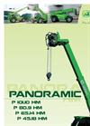 High Capacity Telehandlers - Brochure