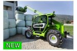 Turbofarmer - Model TF 38.7CS 120 CV - Telehandlers