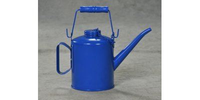 Eagle - Tallow Pot with Top Bail Handle and Top Cap Chain