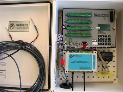 PlantSensors - Model PS-TDP14 - Sap Flow System