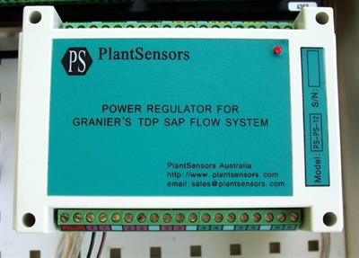 PlantSensors - Model PS-PS12 - Power Regulator for Graniers Sap Flow System