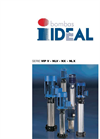 Model VIP V / NLV - Vertical Multistage Pumps - Brochure