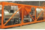 Phoenix - Asphalt Rubber Blending Equipment