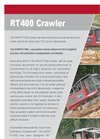 Tracked Carrier RT400 Brochure