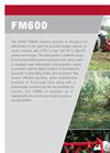 Mulcher FM600Profi Brochure