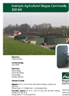 Example Agricultural Biogas Community 500 kW Brochure (PDF 407 KB)