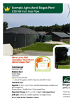 Example Agricultural Biogas Plant 250 kW incl. Gas Pipe Brochure (PDF 643 KB)