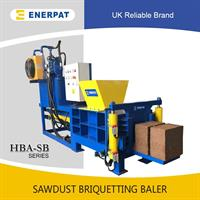 ENERPAT - Model HBA-SB135 - Cocopeat Block Making Machine