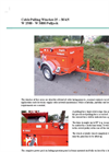 W 2500 - W 3000 - Capstan Winches without Electronic Recording Brochure