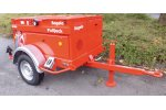 Model W 2500 - W 3000 - Capstan Winches without Electronic Recording