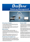 DigiTrak - DataLog Management Software (DDM) Brochure
