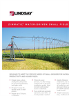 Zimmatic - Model 7500WD - Water Driven Pivot Brochure