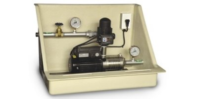 WaterPak - Model 1 - Fixed Speed Control for Residential Landscape Pumping