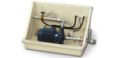 WaterPak - Model 2 - Versatile Fixed Speed Control for Residential Landscape Pumping