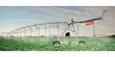 Zimmatic - Model 7500P - Small-Field Pivot