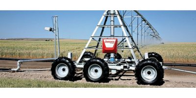 Zimmatic - Model 9500PL - Pivoting Lateral Irrigation System
