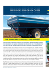 Super Duty - Model Shur-Lok - Grain Carts- Brochure