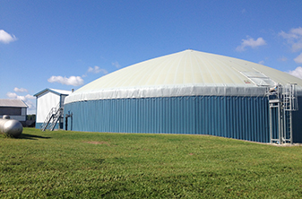 American Biogas Council´s  Project of the Year - Case Study