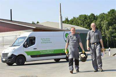 Service - support for your EnviFarm biogas plant