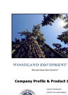 Woodland Equipment Inc. Company Brochure