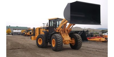 Hyundai - Model HL770-9A - Wheel Loaders