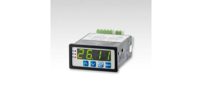 Model CIT 250 - Process Display 72 x 36 mm with Contacts