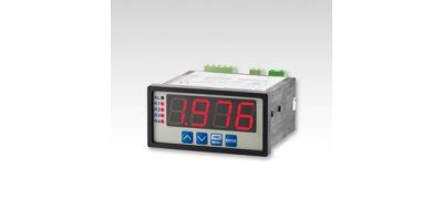 Model CIT 300 - Process Display 96 x 48 mm with Contacts and Analog Output