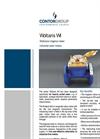 Woltaris - WI - Woltmann Irrigation Meter Brochure