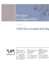 USDA Dairy Accepted Bulk Bag Filler Brochure