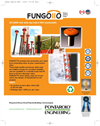 Fungotto Life-Guard Rebar Safety Caps Brochure