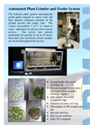 Freeze-Dried Plant Grinder Brochure
