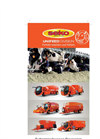 Unifeed Division - German Brochure