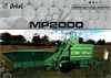 Orkel - Model MP 2000 - Compactor for Agriculture Brochure