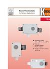 KOBOLD - Model TEA-R - Room Thermostat - Brochure