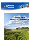 GroPoint Product Catalog
