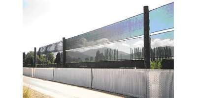 Walkway Screen System