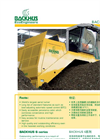 BACKHUS - 6 Series - Windrow Turner (English - Chinese) - Brochure
